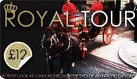 Royal Walking Tour from Fun London Tours