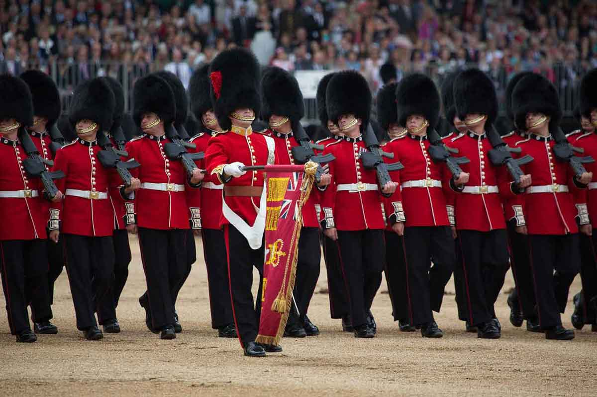 Ceremonial Events | Trooping The Colour / Queen's Birthday Parade