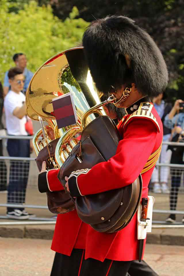 Grenadier Guards Bandsmen