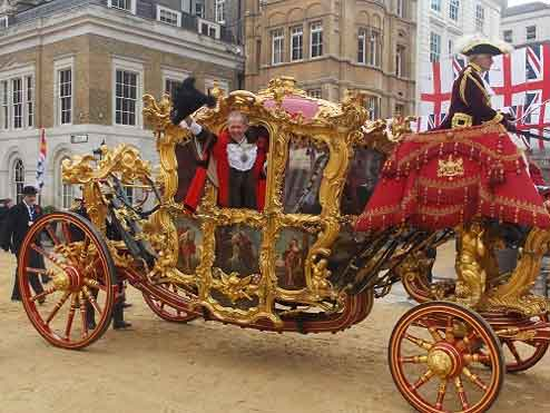 Lord Mayor of London's Coach