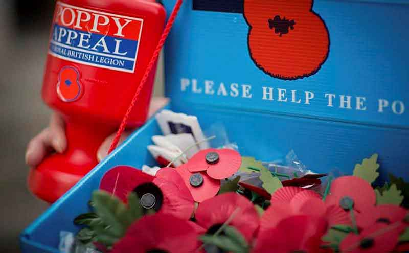 Royal British Legion Poppy Appeal