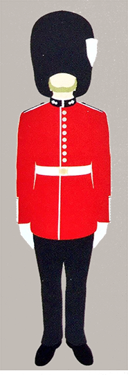 Grenadier Guards uniform