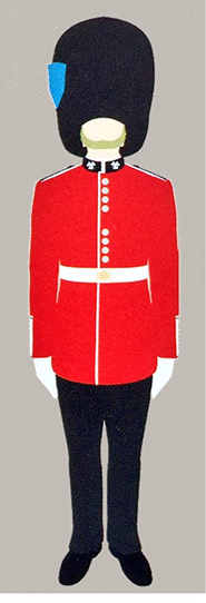 Irish Guards uniform