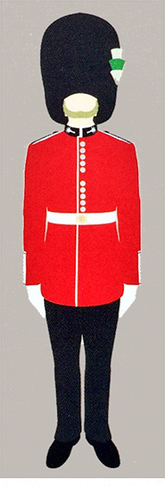 Welsh Guards uniform