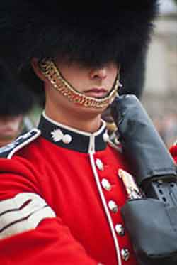 Lance Sergeant from the Grenadier Guards
