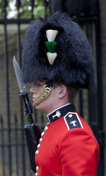 Scots Guards Uniform -