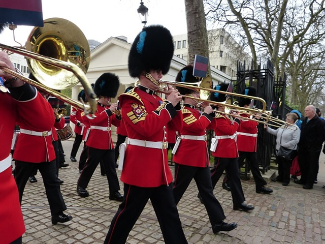 Band of the Irish Guards