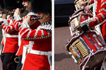 Welsh Guards Corps of Drums