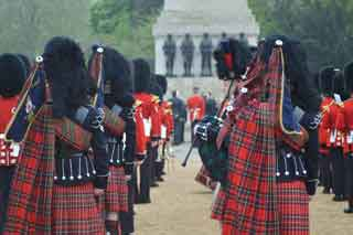 Scots Guards Remembrance Parade 2018