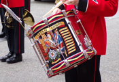 Irish Guards Band dw-170418-11