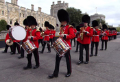 Irish Guards Band dw-170418-22