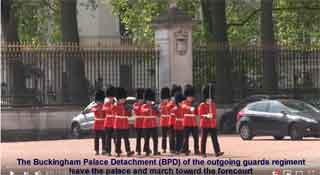 The Changing of the Guard explained