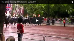 Royal Canadian Mounted Police Changing The Queen's Life Guard