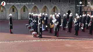 Scots Guards, Royal Navy and Band of HM Royal Marines Scotland