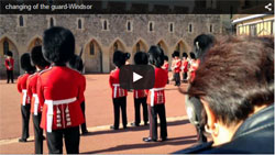 Changing the Windsor Castle Guard
