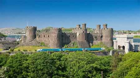 See the sights with Brit Rail Pass