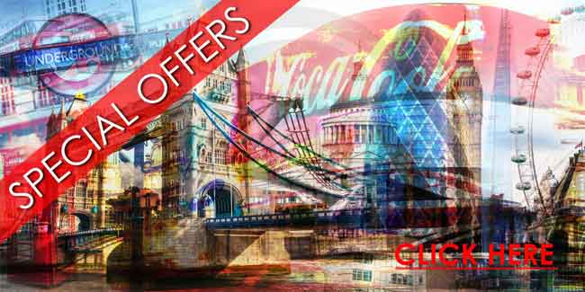 Special offers from Visit Britain