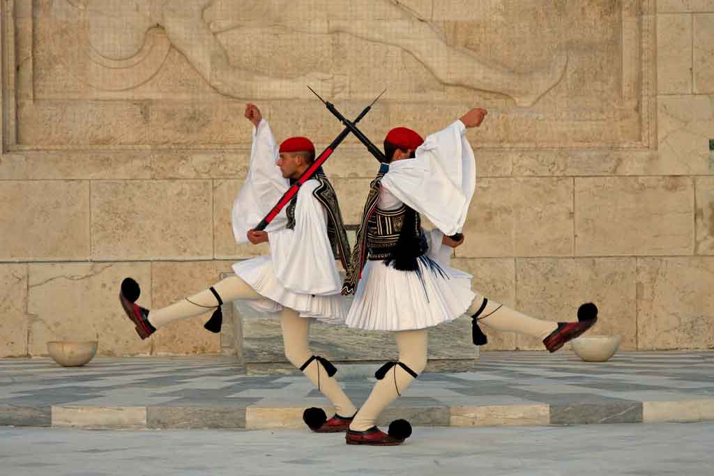 Changing the Guard, Athens, Greece